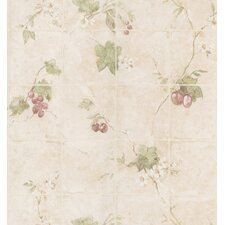 Kitchen and Bath Resource II Vine Tile Wallpaper