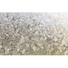 Mosaic Cling Privacy Window Film
