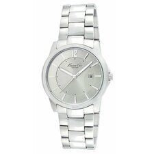 Men's Classics Round Bracelets Watch in Grey