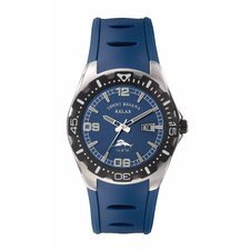 Men's Beach Cruiser Relax Watch in Blue