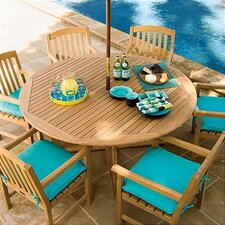 Round Classic 7 Piece Dining Set