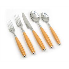 5 Piece Flatware Set