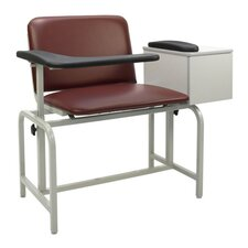 Extra Large Blood Drawing Chair with Drawer