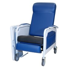 Three Position Convalescent Recliner
