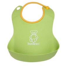 Soft Bib in Green