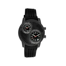 Octane Men's Watch with Black Case and Dial
