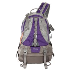 "Kinray  43PR 8.5"" Camera Backpack in Purple"