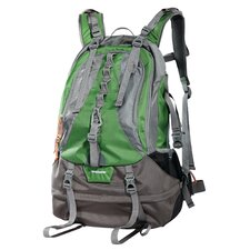 "Kinray  53GR 11.75"" Camera Backpack in Green"