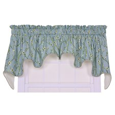 Cranwell Rod Pocket Swag DuchessWindow Curtain Valance