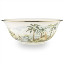 Colonial Tradewind British Serving Bowl