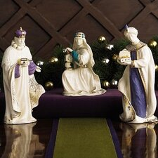 First Blessing Nativity Three Kings