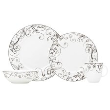 Chocolate Dinnerware Set