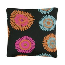 Flower Fantasy Square Pillow
