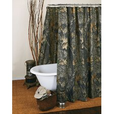 New Break Up Cotton/Polyester Shower Curtain