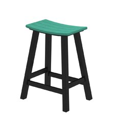Contempo Saddle Bar Stool