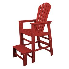 Shell Back Lifeguard Chair