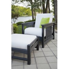Mission 2 Piece Deep Seating Set