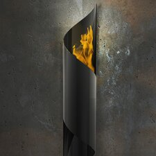 Nuvo Wall Mounted Bio Ethanol Fireplace