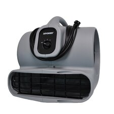 1/2 HP Air Mover and Carpet Dryer