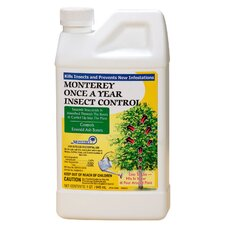 Once A Year Insect Control II Insecticides Jug