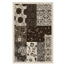 Lexington Champaign Floral Rug