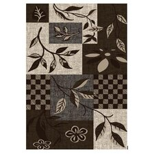 Lexington Floral Leaves Rug