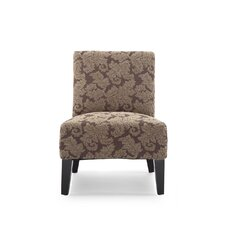 Monaco Fern Slipper Chair