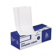 Dot Matrix Printer Mailing Labels