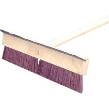 "18"" Driveway & Roof Brush With Squeege PT03980"