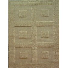 Aspen Party Ivory Blocks Rug