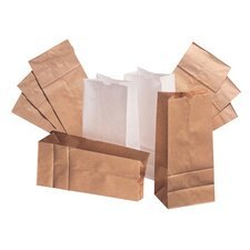 20 Paper Bag in White