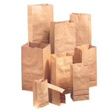4 Kraft Paper Bag in Brown