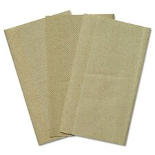 Kraft Single fold Paper Towels