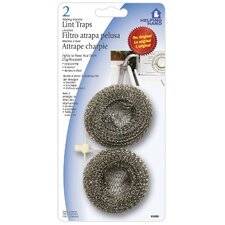Washing Machine Hose Lint Trap (Set of 2)