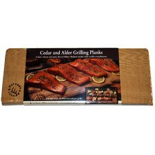 2 Count Grilling Planks Set