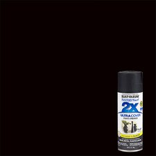 Painter's Touch® 2X™ 12 Oz Black Cover Spray Paint Gloss