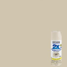 Painter's Touch® 2X™ 12 Oz Almond Cover Spray Paint Gloss