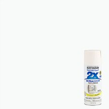 Painter's Touch® 2X™ 12 Oz Blossom White Cover Spray Paint Satin