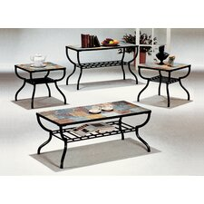 Sashay 3 Piece Coffee Table Set