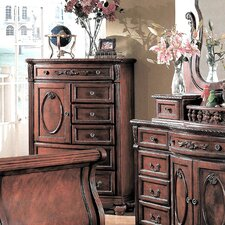 Madina 4 Drawer Gentleman's Chest
