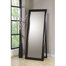 Applewood Standing Mirror in Cappuccino