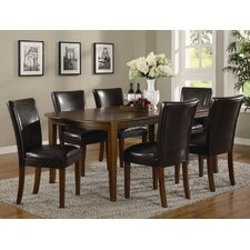 Palo Alto 7 Piece Dining Set