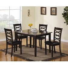Livingston 5-Piece Dining Set