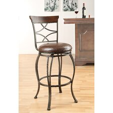Tavio Metal Swivel Barstool