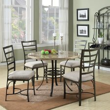 Val 5 Piece Dining Set