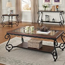 Waneta Coffee Table Set