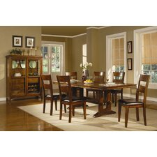 Pittsfield 7 Piece Dining Set