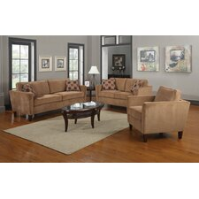 Michelle Chenille Living Room Collection