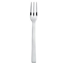 Santiago Dessert Fork in Mirror Polished by David Chipperfield