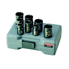 "3/8"" Drive Combo SEA and Metric Standard Socket Set"